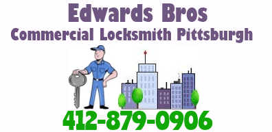 Edwards Bros Commercial Locksmith Pittsburgh 412-879-0906