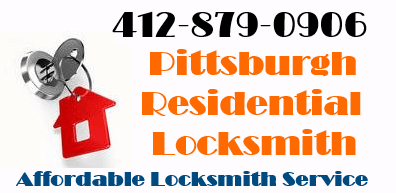 412-879-0906 Pittsburgh Residential Locksmith - Affordable Service