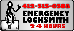 412-515-0588 Emergency Locksmith 24 Hours