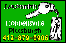 Edwards Bros Locksmith Connellsville PA