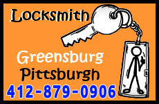 Edwards Bros Locksmith Greensburg PA