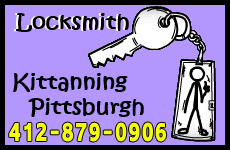 Edwards Bros Locksmith Kittanning PA