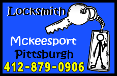 Edwards Bros Locksmith Mckeesport  PA