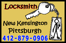 Edwards Bros Locksmith New Kensington PA